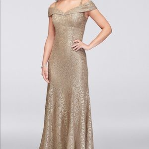 R&M Richards evening gown